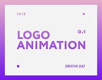Logo animation 0.1