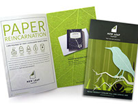 New Leaf Paper Retail Product Catalog