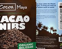 Cocoa Maya Packaging