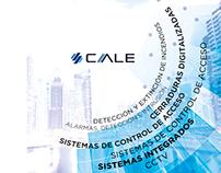 Corporate brochure: CALE