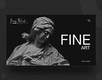 Doug Farrick – Fine Art – Web Design
