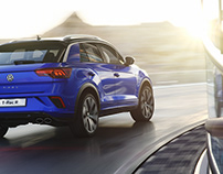Volkswagen T-Roc R Concept - CGI