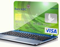 Anúncio Cash Card - Banc ABC
