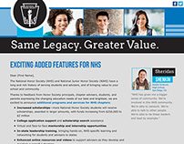 National Honor Society Value Project Materials
