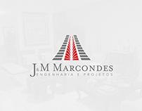 J&M Marcondes - ID Visual, Site e Folder