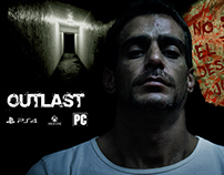 Outlast Advertising College Work