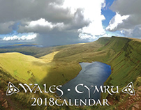 English/Welsh Calendar 2018