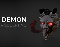Pipe Demon - Character Head Sculpt