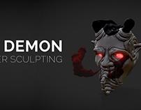 Pipe Demon - Character Head Sculpt