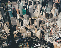 Aerial NYC