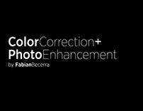 ColorCorrection+PhotoEnhancement