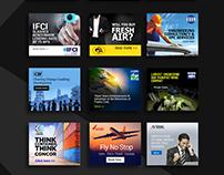 Google Web Banners Design