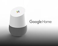 GoogleHome Logo