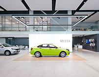 Izh-Lada Dealer Center