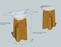 Australian liturgical glass & furniture designer maker