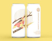 Collective Arts: Honey & Lavender Cider