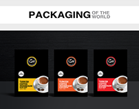 Arabia Coffee Packaging