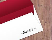 Envelope Marriot / Koperty z nadrukiem