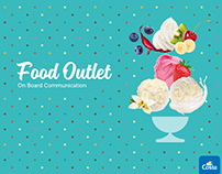 On Board Food Outlet · Costa Crociere
