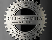Clif Family Winery Vineyard Designate Wines Design
