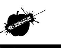 Logo Mrs. Burroughs