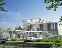 Modern Villa , saudi