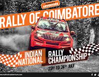 Mahindra Adventure - INRC Rally of Coimbatore