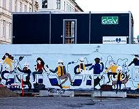 Mural - Under Construction