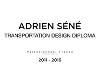 Master in transportation design - Diploma session