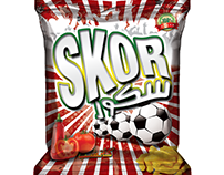 SKOR Launch (packaging and posters)
