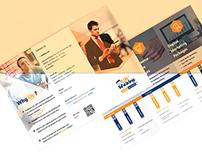 RWD, UI, Infographics, Branding, Logo, Print Design