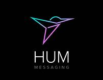 Messaging App Logo Design