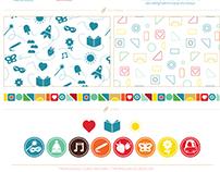 Branding Identity | Logo, Patterns, Icons | Flyer
