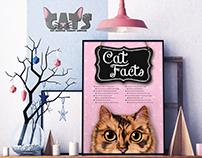 C.A.T.S Poster & Magazine Spread