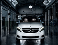 Mercedes-Benz Vitoria
