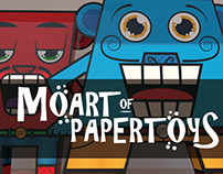 Moart of Papertoys