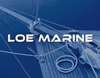 Loe Marine Website