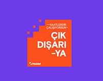 Mobilet launch Campaign