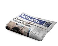 Redesign - Jornal Badaladas