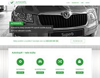 Autodospel.eu - Autoservis, který chcete!