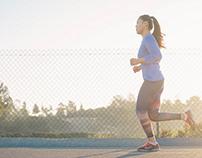 Running | Arielle Raycene