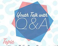 Youth Talk Question & Answer Poster