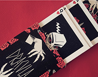 DRACULA / Playing cards