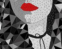 Polygon Portrait
