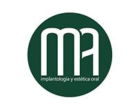 Monograma - Odontólogo Mauricio Arias