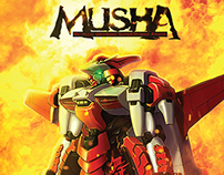 M.U.S.H.A - Remastered for Sega Genesis