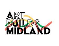Art Builds Midland Logo