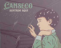 Canseco - Sentado Aquí Single
