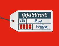 VAN/VOOR campagne voorjaar 2016 (from/to).