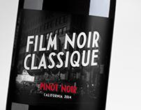 Wines That Rock - Film Noir Classique
